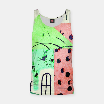 Miniatur Best Home Tank Top, Live Heroes