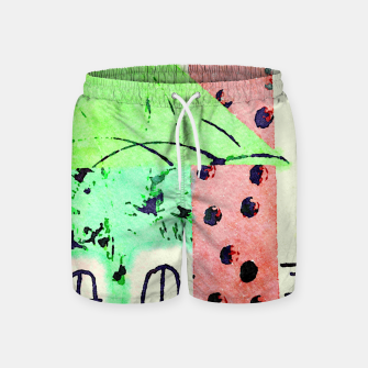 Miniatur Best Home Swim Shorts, Live Heroes