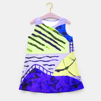 Thumbnail image of Natural Charm Girl's summer dress, Live Heroes