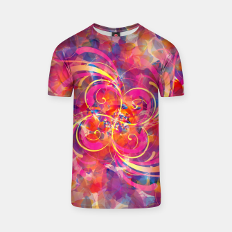 Thumbnail image of Butterfly Spiral T-shirt, Live Heroes