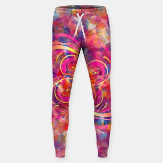 Thumbnail image of Butterfly Spiral Sweatpants, Live Heroes