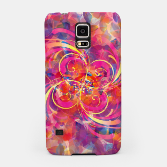 Thumbnail image of Butterfly Spiral Samsung Case, Live Heroes