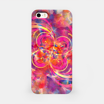 Thumbnail image of Butterfly Spiral iPhone Case, Live Heroes