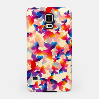 Thumbnail image of Butterflies Samsung Case, Live Heroes