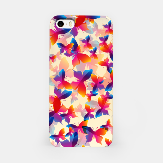 Thumbnail image of Butterflies iPhone Case, Live Heroes