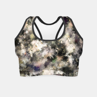 Thumbnail image of Escape route Crop Top, Live Heroes