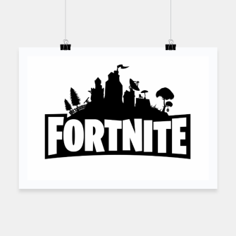 Thumbnail image of Fortnite Affiche, Live Heroes