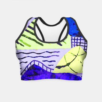Thumbnail image of Natural Charm Crop Top, Live Heroes