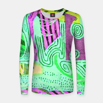 Thumbnail image of Funk Flow Women sweater, Live Heroes