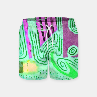 Thumbnail image of Funk Flow Swim Shorts, Live Heroes