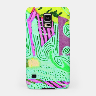 Thumbnail image of Funk Flow Samsung Case, Live Heroes