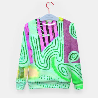 Thumbnail image of Funk Flow Kid's sweater, Live Heroes