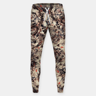 Skulls and Snakes Sweatpants Bild der Miniatur