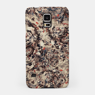 Skulls and Snakes Samsung Case miniature
