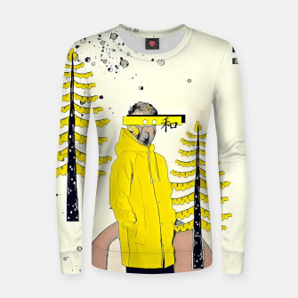 Thumbnail image of Peace Women sweater, Live Heroes
