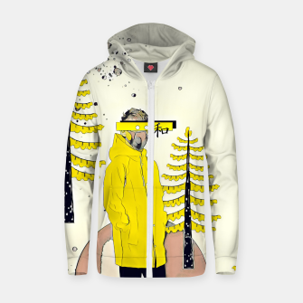 Thumbnail image of Peace Zip up hoodie, Live Heroes