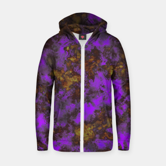 Thumbnail image of Nightfall Zip up hoodie, Live Heroes