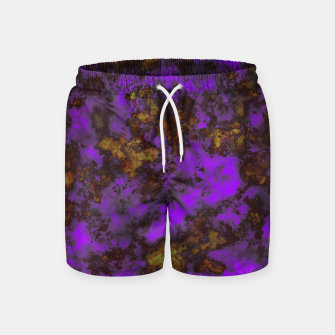 Thumbnail image of Nightfall Swim Shorts, Live Heroes
