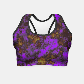 Thumbnail image of Nightfall Crop Top, Live Heroes