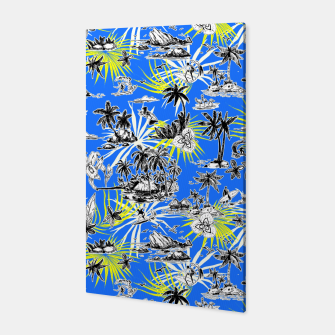 Thumbnail image of Hawaiian paradise 74 Canvas, Live Heroes