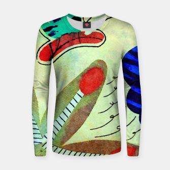 Thumbnail image of Hometown Women sweater, Live Heroes