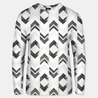 Miniaturka Tribal Boho Arrow Pattern #1 #aztec #decor #art Unisex sweatshirt, Live Heroes
