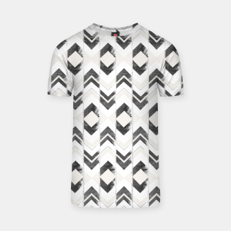Miniaturka Tribal Boho Arrow Pattern #1 #aztec #decor #art T-Shirt, Live Heroes