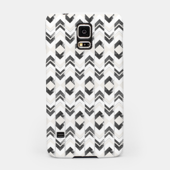 Miniaturka Tribal Boho Arrow Pattern #1 #aztec #decor #art Handyhülle für Samsung, Live Heroes