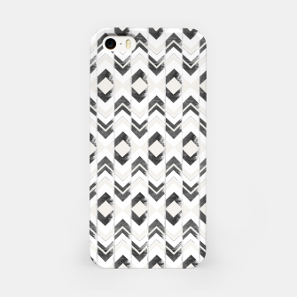 Miniaturka Tribal Boho Arrow Pattern #1 #aztec #decor #art iPhone-Hülle, Live Heroes