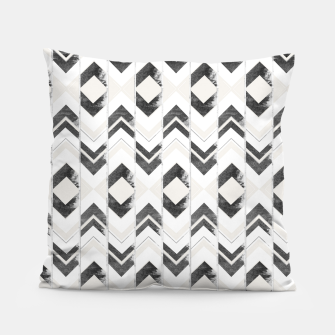 Miniaturka Tribal Boho Arrow Pattern #1 #aztec #decor #art Kissen, Live Heroes