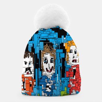 Thumbnail image of Bluesky Beanie, Live Heroes