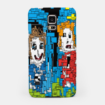 Thumbnail image of Bluesky Samsung Case, Live Heroes