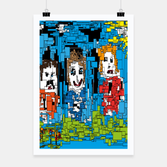 Thumbnail image of Bluesky Poster, Live Heroes