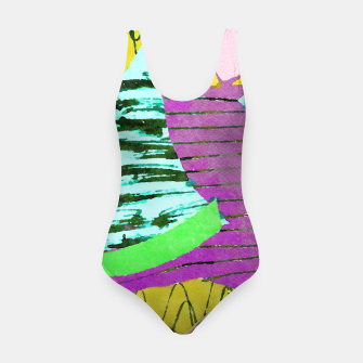 Miniaturka Youth Swimsuit, Live Heroes