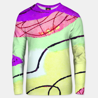 Thumbnail image of Natural Thinker Unisex sweater, Live Heroes