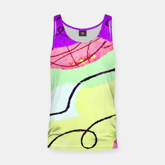 Thumbnail image of Natural Thinker Tank Top, Live Heroes