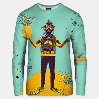 Thumbnail image of Diver Unisex sweater, Live Heroes