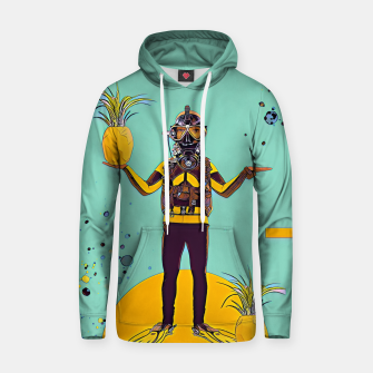 Thumbnail image of Diver Hoodie, Live Heroes