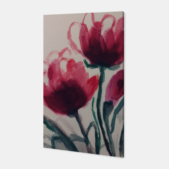 Thumbnail image of pink flowers Canvas, Live Heroes