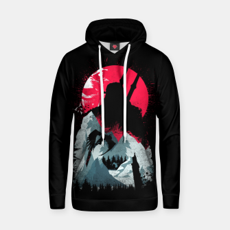 Thumbnail image of Sunset Hunt - Witcher 3 Hoodie, Live Heroes