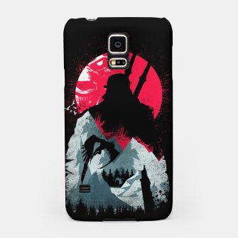 Thumbnail image of Sunset Hunt - Witcher 3 Samsung Case, Live Heroes