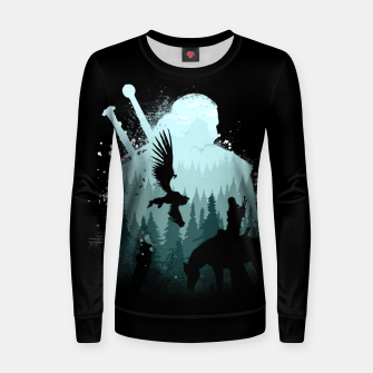 Thumbnail image of Wild Huntmans - Witcher 3 Wild Hunt - The Witcher Women sweater, Live Heroes