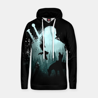 Thumbnail image of Wild Huntmans - Witcher 3 Wild Hunt - The Witcher Hoodie, Live Heroes