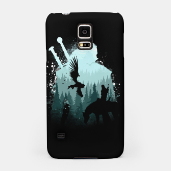 Thumbnail image of Wild Huntmans - Witcher 3 Wild Hunt - The Witcher Samsung Case, Live Heroes