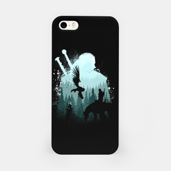 Thumbnail image of Wild Huntmans - Witcher 3 Wild Hunt - The Witcher iPhone Case, Live Heroes