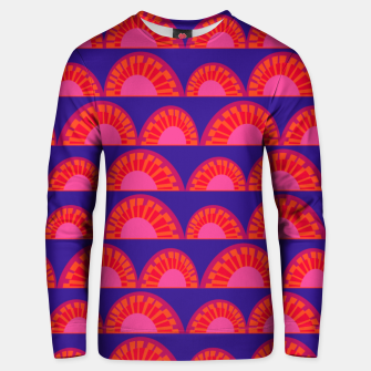 Retro sunset – Unisex sweatshirt thumbnail image
