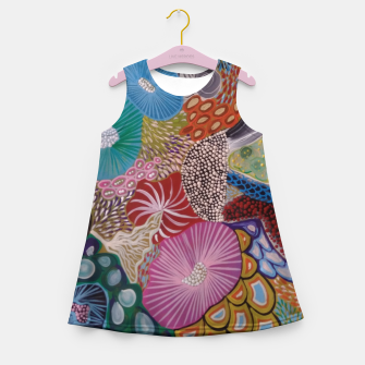Thumbnail image of meduze Girl's summer dress, Live Heroes