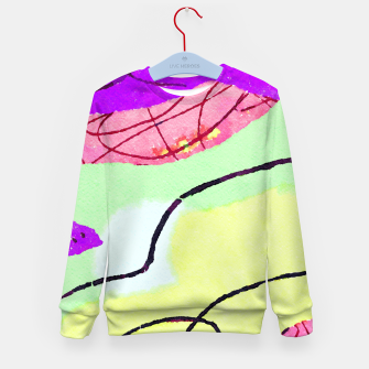 Thumbnail image of Natural Thinker Kid's sweater, Live Heroes