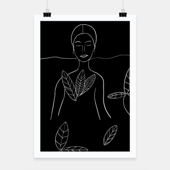 Thumbnail image of The Date #3 #minimal #wall #art  Plakat, Live Heroes
