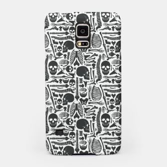 Thumbnail image of Human Skeleton Goth Pattern Samsung Case, Live Heroes